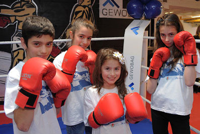 Boxtraining in Berlin für Kinder