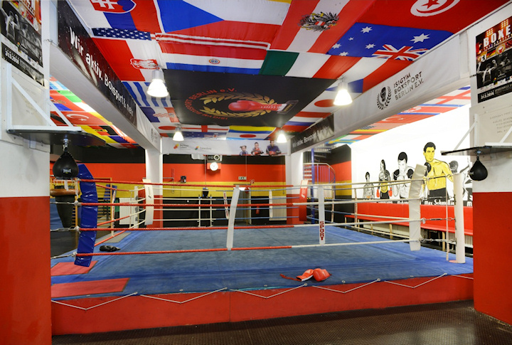 Isigym Boxsport Berlin E V Fotogalerie